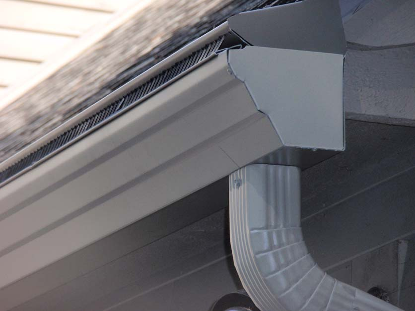 5-2-step gutter with duratrac and Leafproof wchannel gard.JPG