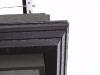 5-2-step aluminum gutter with custom cut corner,Leafproof and duratrac.JPG